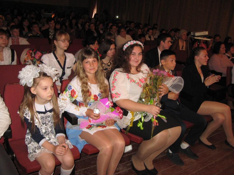 Альбом: Урочисте нагородження переможців конкурсу «Учень року»