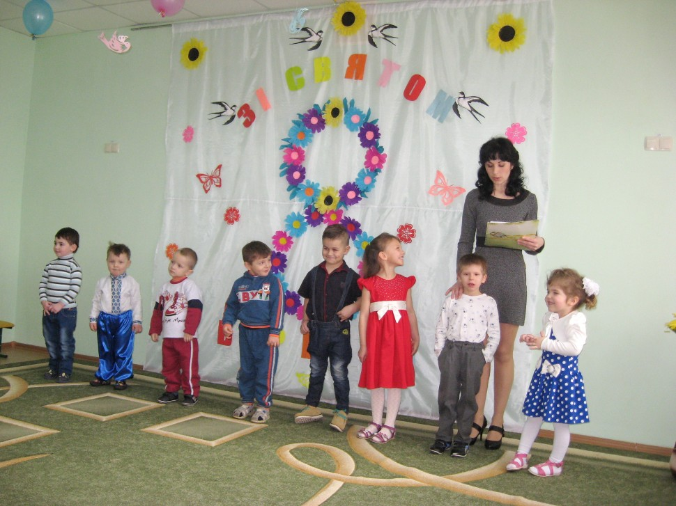 Альбом: 7 березня у дошкільному підрозділі НВК та у школі відбувся святковий концерт присвячений жіночому святу.