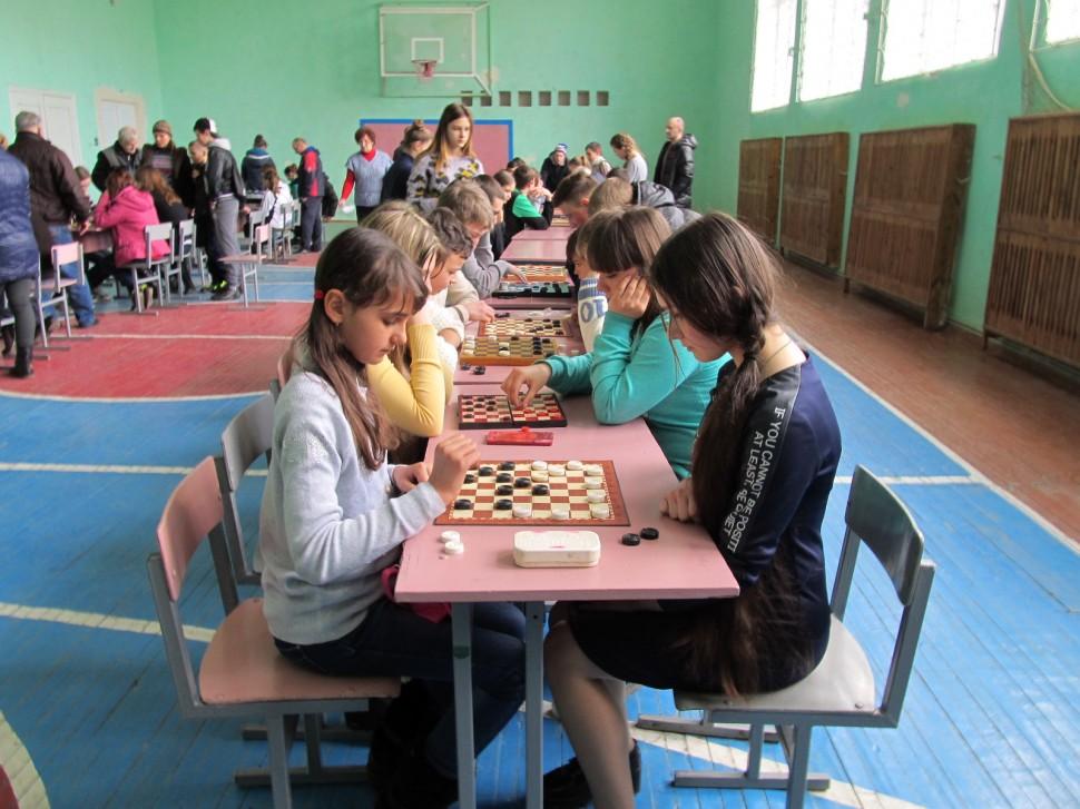Альбом: Участь у районному шашковому турнірі