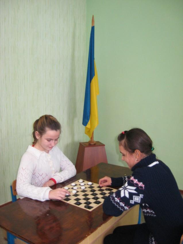 Альбом: Шкільний турнір із шашок
