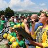 Альбом: Участь Нечволодівського НВК у святкуванні ювілею району
